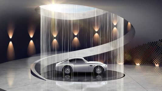 Live like Bruce Wayne with Aston Martin's new 'Automotive Lair'