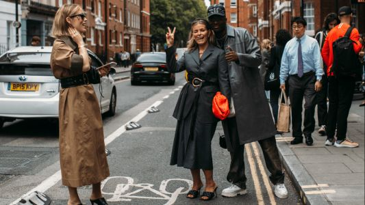 The Best Street Style Looks From London Fashion Week Spring 2020