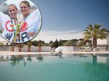 Can Olympian Helen Glover really get YOU fit on this glorious Algarve spa holiday?