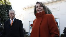 Nancy Pelosi Made The Subtlest Power Move, And The Internet Noticed
