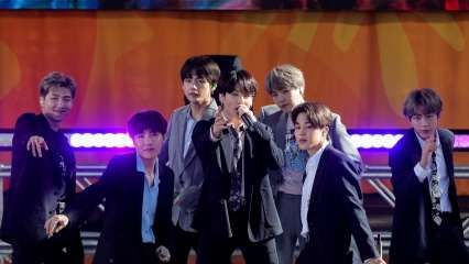 BTS shares message of hope on National Youth Day