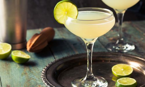 How to make an Arabian-inspired spiced daiquiri cocktail