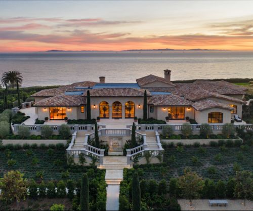 Take a Tour of California's Most Expensive Home