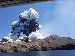 New Zealand's White Island volcano eruption 'could trigger deadly landslides and TSUNAMIS'