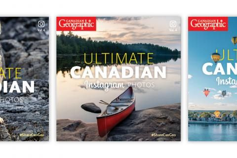Help us choose the cover for Ultimate Canadian Instagram Photos Vol. 4