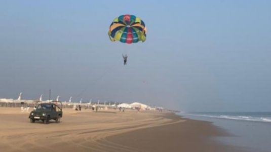 Can Odisha be the new Goa? A Glamping Festival on Ramachandi beach is your answer