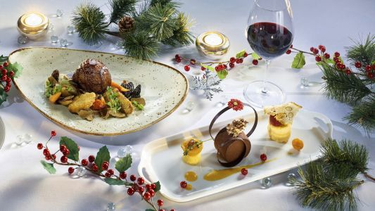 10 festive dinners to book in Hong Kong this Christmas 2019