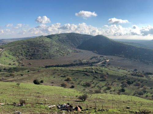 Golan Trail: Hiking in Northern Israel