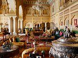First ever royal hosts on Airbnb make a suite in their stunning Jaipur palace available to rent