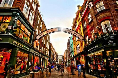 When in London: a fashionista's shopping guide