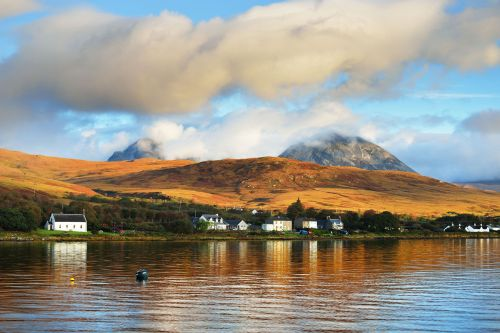 The Queen of the Hebrides