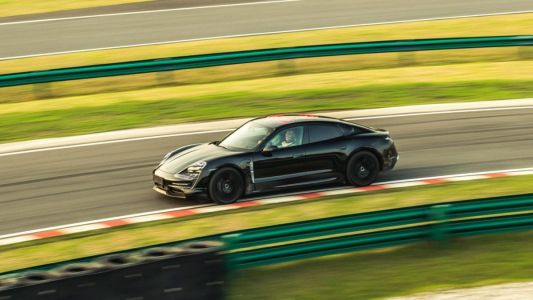 The Porsche Taycan sets a new standard for all-electric sports cars