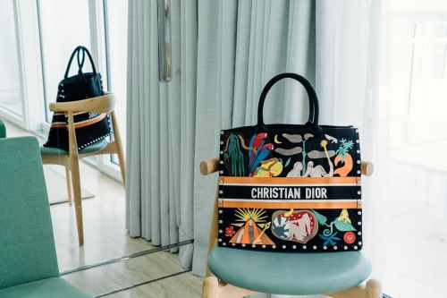 A Closer Look at the Dior Book Tote