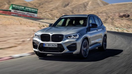 BMW's X3 and X4 compact SUVs finally get the M treatment