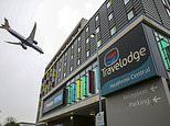 Stalag Heathrow: The bleak airport hotels set to become home for Brits returning from quarantine