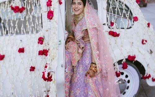 2019's coolest wedding services, from luxe car rentals to personalised lehengas