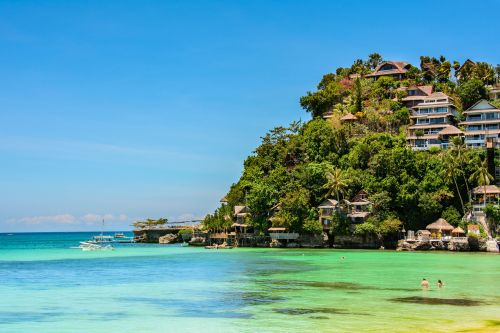 Is it possible to get off-the-beaten-track in Boracay, The Philippines?