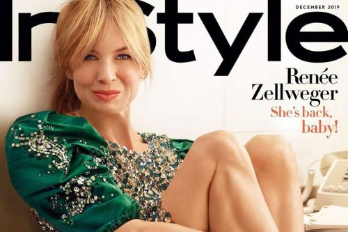 Must Read: Renée Zellweger Covers 'InStyle', Teenagers Receiving Predatory Messages On Depop
