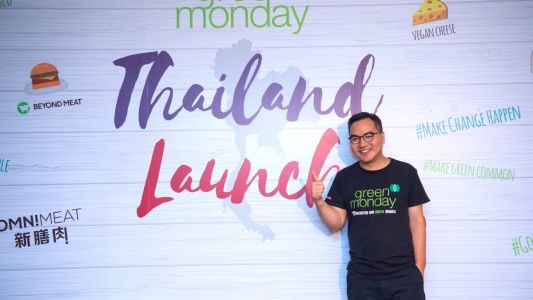 David Yeung on Green Monday: a meat-less, more-veg mission