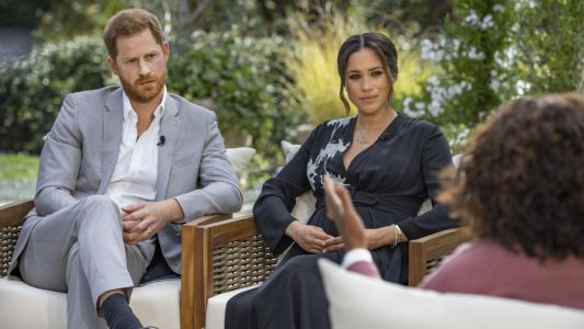 What Prince Harry And Meghan Markle Told Oprah