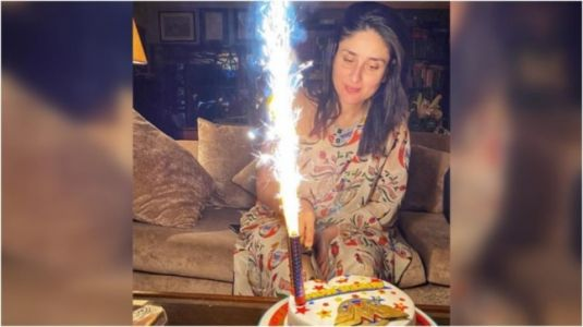 Mom-to-be Kareena Kapoor stuns in Rs 19k top and skirt during second round of birthday celebrations