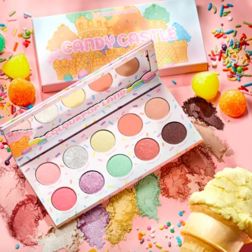 ColourPop's Candy Land Collection Brings Back All the Memories