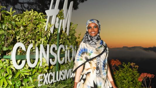 Halima Aden on Working With Responsible Brands and Designing Modest Fashion