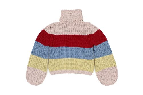 The Candy-Colored Sweater Reminding Whitney How Fun Sustainable Fashion Can Be