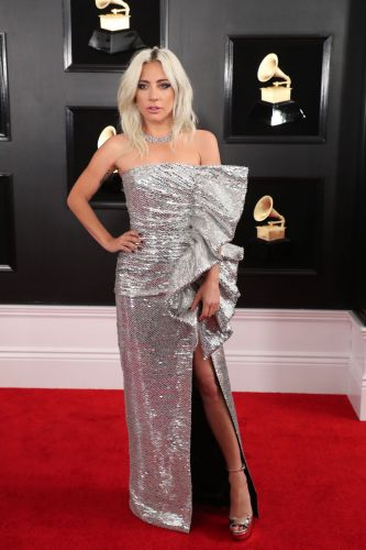 Lady Gaga Is a Walking Disco Ball at the 2019 Grammys