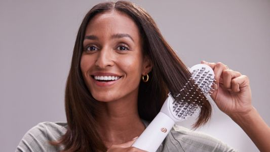 11 Blow-Dryer Brushes That Make Hairstyling So Much Easier
