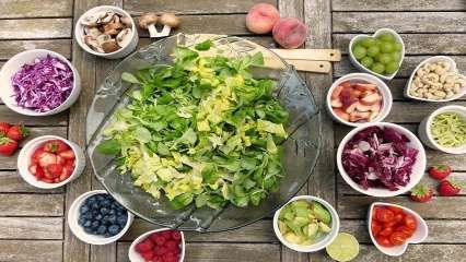 Consuming a vegan diet! Here's all you need to know before following or you may be at risk