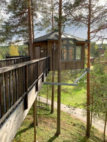 Granö Beckasin: A Base for Adventure in Northern Sweden