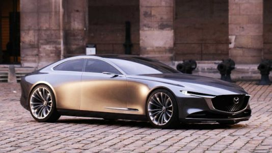Mazda just unveiled How its Vision Concept Coupe is Challenging European Carmakers