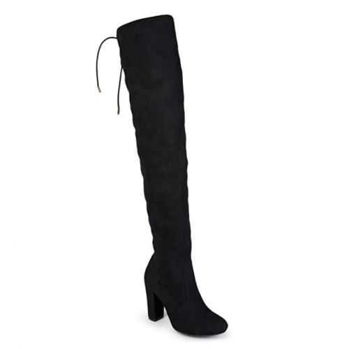 I Made It My Mission To Find Wide-Calf Boots That Are Actually Cute