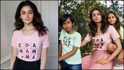 Alia Bhatt launches her own 'totally vocal for local' label of kids clothing