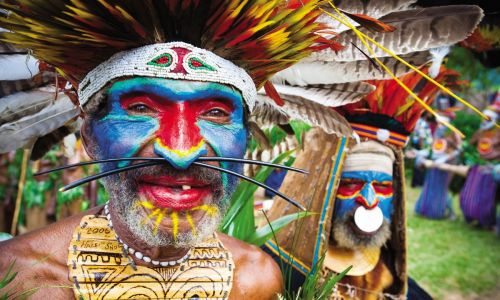 10 unmissable festivals in Papua New Guinea