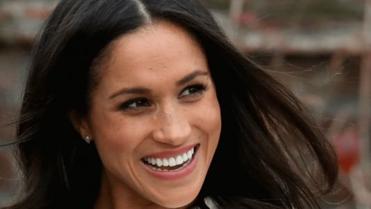 Meghan Markle Wore a Thing: 'Suits'-Era The Row Sweater Edition