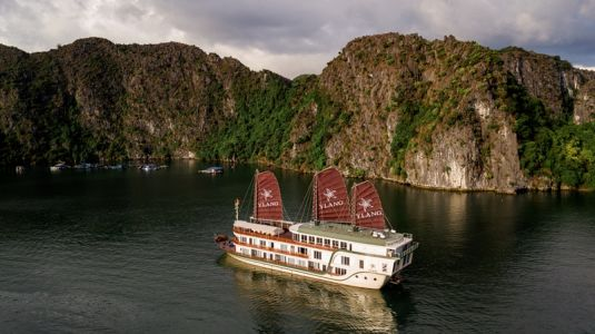 Cruise on a wellness journey along Vietnam's Lan Ha Bay with Heritage Line