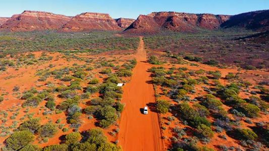 The outback, history and scenic views: The Wool Wagon Pathway certainly packs a punch in Western Australia