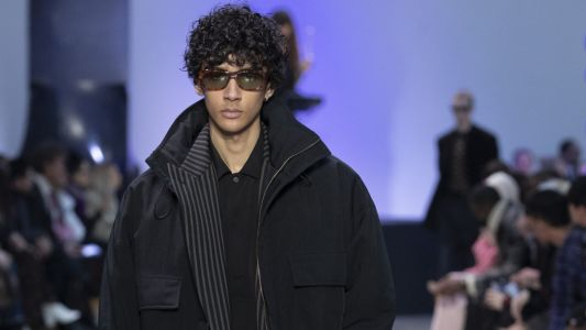 For FW2019, CERRUTI 1881 marries louche sportswear with prog-tailoring