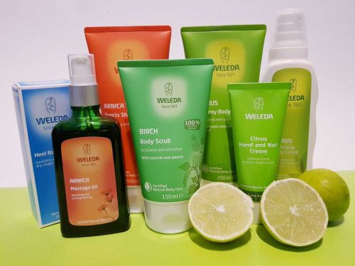 Be in to win a Weleda Body Care prize pack, valued at $166.30