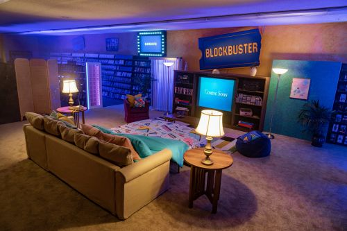 Get ready for an epic movie night! World's last Blockbuster store is now an Airbnb