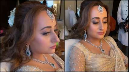 Varun Dhawan-Natasha Dalal Wedding: Namrata Soni gives glimpse into bride's beautiful hair and makeup