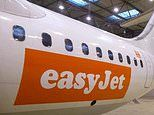 EasyJet holidaymakers get the chance to fly in high-end commuter jets with more legroom