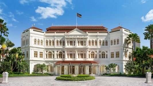 10 best hotels to check in to when visiting Singapore over the weekend