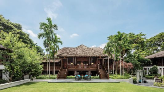 Suite History: 137 Pillars House Chiang Mai, a Southeast Asian story on stilts