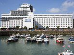 Britannia is named the worst hotel chain for the EIGHTH year running by Which?