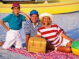 The fascinating history of package holidays in the UK