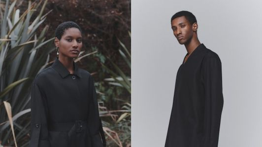 MatchesFashion explores a different kind of 'eveningwear' with its exclusive new Jil Sander capsule
