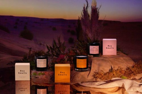 Indie Candle Brand Boy Smells Comes Through With the Supremely Chill Scents We All Need Right Now